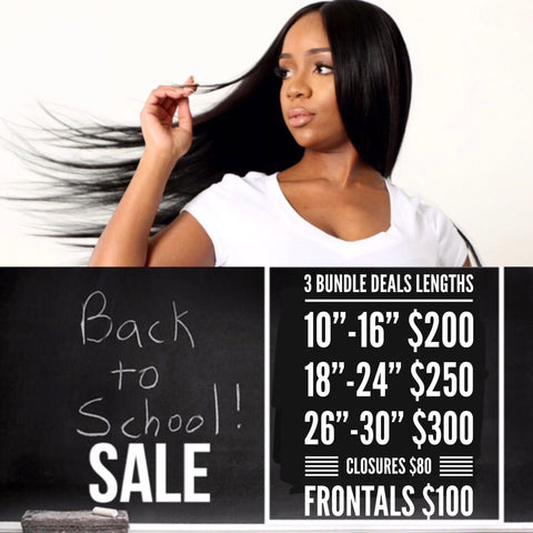 BACK TO SCHOOL FRONTALS