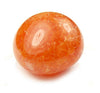 2. Orange Carnelian Stones - THE STONE OF ACTION