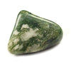 4. Green Moss Agate Stones - STONE OF RE-BIRTH AND RE-NEWAL