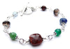 Stress and Anxiety Relief Crystal Healing Bracelet for Women  - DAMALI by GemstoneGifts Handmade Jewelry