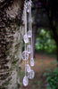 Crystal Chandelier Earrings | Wedding Earrings | Quartz Chandelier Earrings  - DAMALI by GemstoneGifts Handmade Jewelry