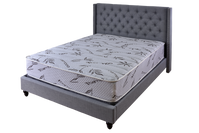 Hibryd Memory Foam Springs Mattress