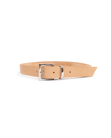 Natural Leather Workwear Belt (Young Buck)