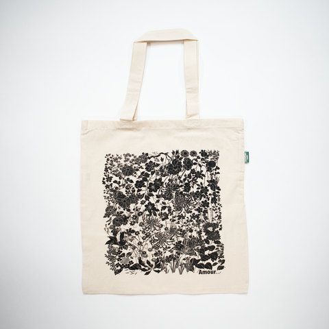 Flower Eco-Tote
