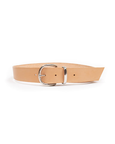 Natural Leather Workwear Belt (Big Dog)