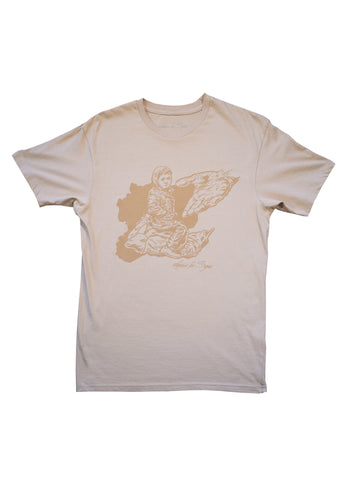 Amour for Syria Tee (Sand)