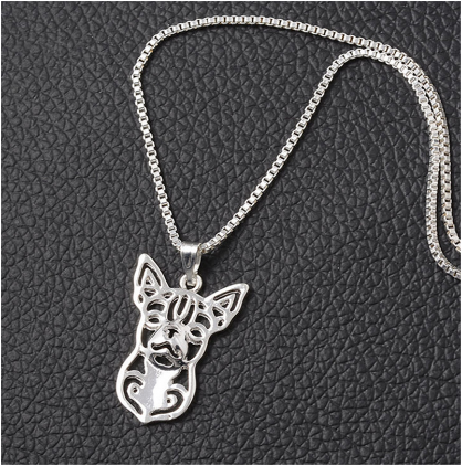 Awesome Chihuahua Women Necklace - Chihuahua Lovers
