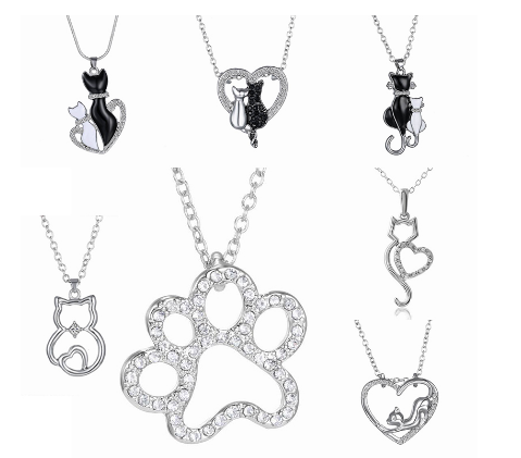 Cat Necklace - Best Necklace For Cat Lovers