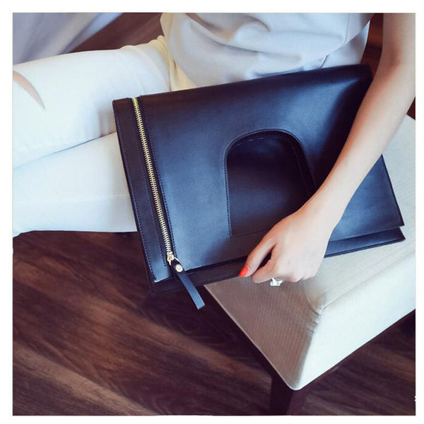 2017 summer new fashion women hand bags female PU leather big day clutch bag high quality purse envelope bag foy young girls
