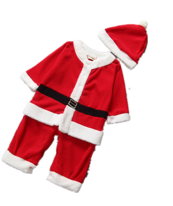 Christmas baby clothes - Santa Claus costume for baby boys newborn🎅🎄