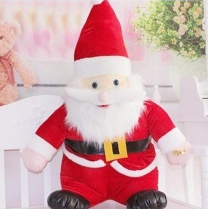 Cotton Santa Claus Dolls 🎅 - Christmas Gift & Decoration