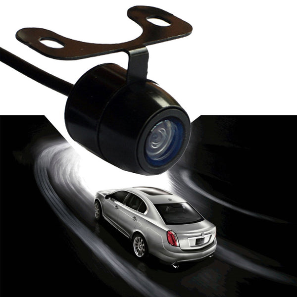 Auto Parking System HD Car Rear View Camera Built-in Distance Scale Lines Waterproof Rear View Camera Car Reverse Backup Camera