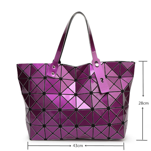 Hot Sale With Logo BAOBAO Bag  Folding Handbag fashion handbags Bao Bao Bag Fashion Casual Tote Fashion Women Tote Japan Quality