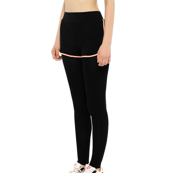 New Sexy Stretched Sports Pants Gym Clothes Spandex Running Tights Women Sports Leggings Fitness Yoga Pants
