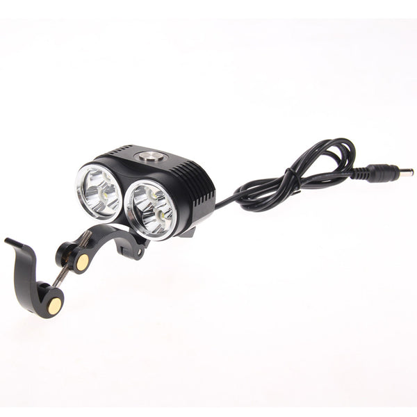 Super Bright 10000 Lumen XML T6 LED Bike Light Front Bicycle Lamp Bike Headlamp Bicycle Headlight Outdoor Cycling Accessories