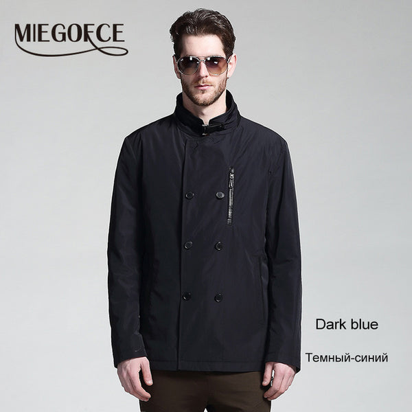 Men's chothing spring jacket men coat outwear Windbreaker Men High Quality warm Jackets And Coats - FREE SHIPPING