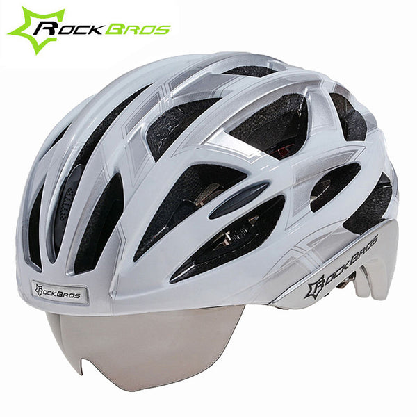 Road Cycling Helmet Men/Women 32 Air Vents Goggles Bicycle Bike  Helmet With 3 Pair Of Lens Casco Ciclismo