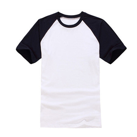 T Shirt  Men Casual t-shirt Men's Short Sleeve tshirt homme camiseta jersey Tee Tops Brand Clothing