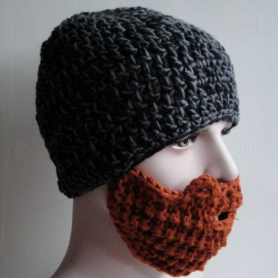 Knit beard hat cap beaine ski face mask balaclava winter hats for men,skullies bonnet homme,mutsen mannen,gorro chapeu cappello