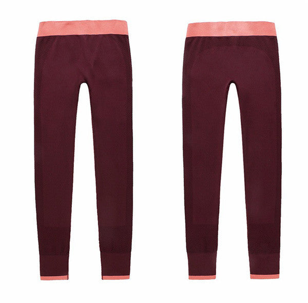 Women Leggings Spandex Slim Elastic Comfortable High Waist Super Stretch Workout Trousers Sporting Leggings Women