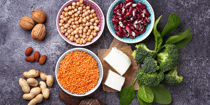 The 17 Best Protein Sources for Vegans and Vegetarians