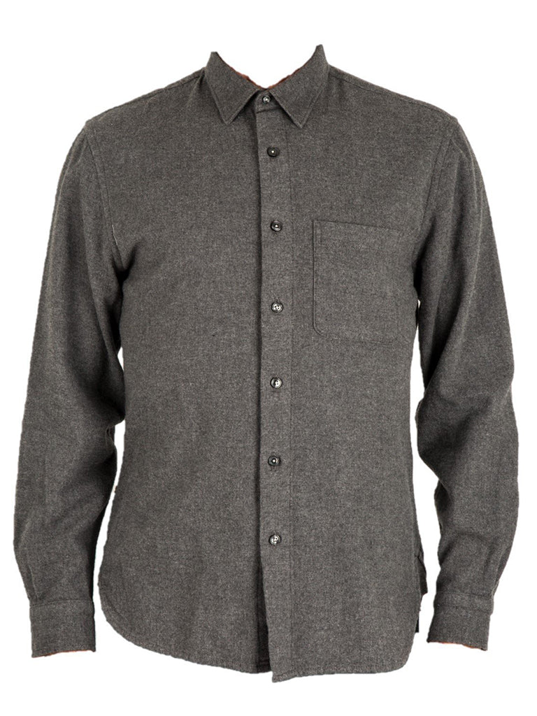 The Ripper Chambray- Dark Grey