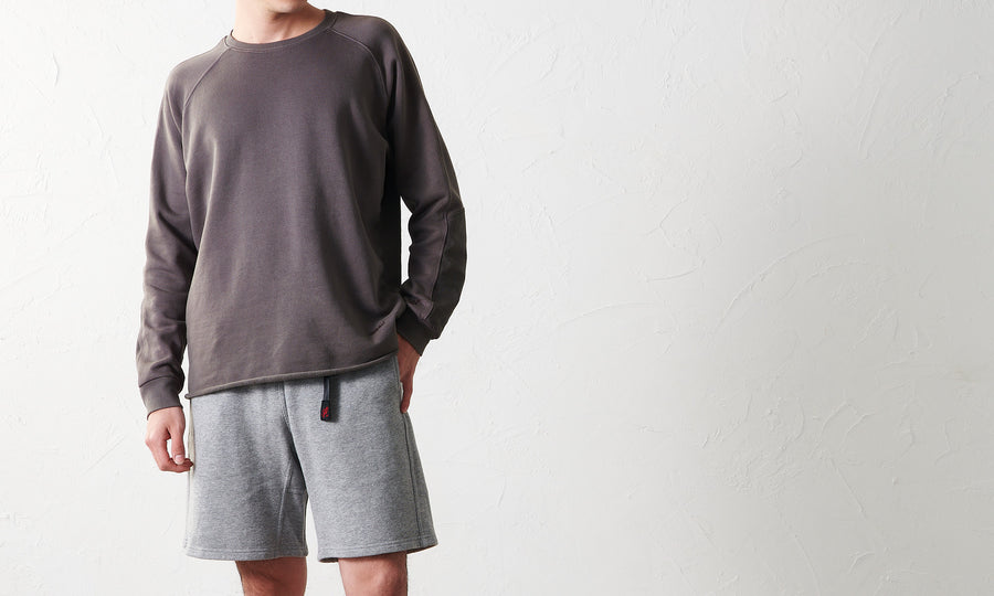 Talecut Sweater- Heather Grey
