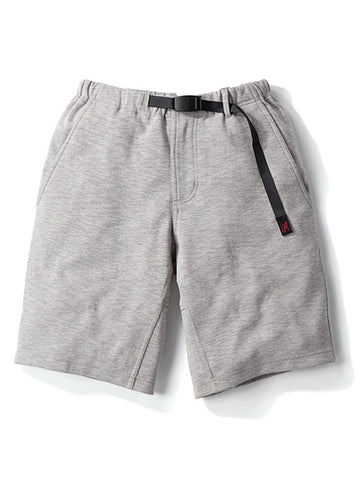 Coolmax Knit Shorts- Heather Grey