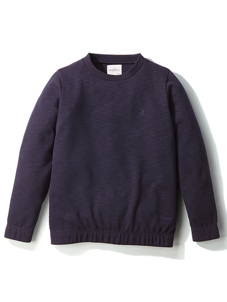 Coolmax Knit Sweater- Navy