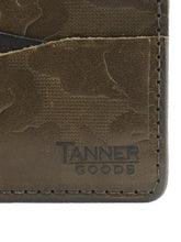 Journeyman Wallet- Olive Foliage
