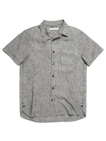 Beachcomber S/S Shirt- Pitch Black
