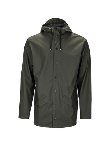 Classic Jacket- Green