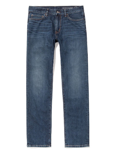 Ambassador Slim Fit Jeans- Faded Indigo