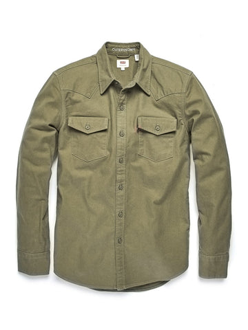 Levi's x Outerknoiwn Wellthread Western Shirt-