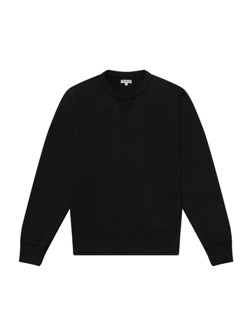 Gym Crew Fleece- Coal
