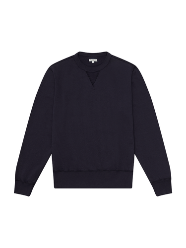 Gym Crew Fleece- Dark Navy