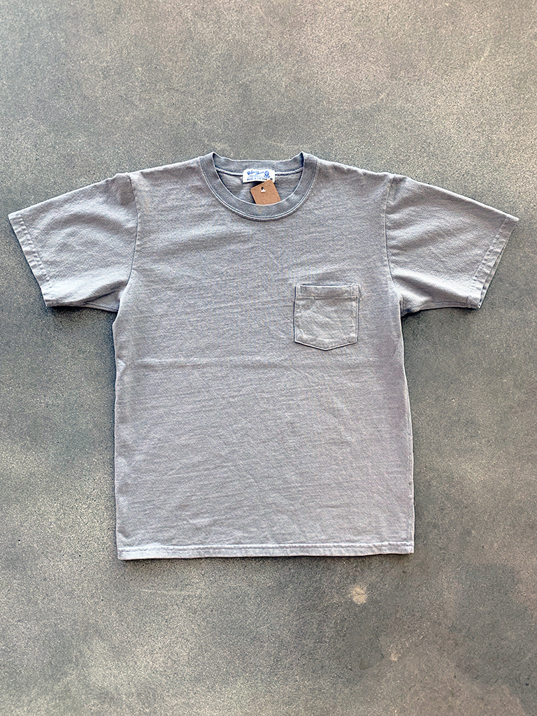 Heavy oz Tee- Grey