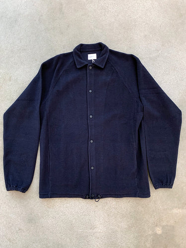 Le Coach Jacket- Navy