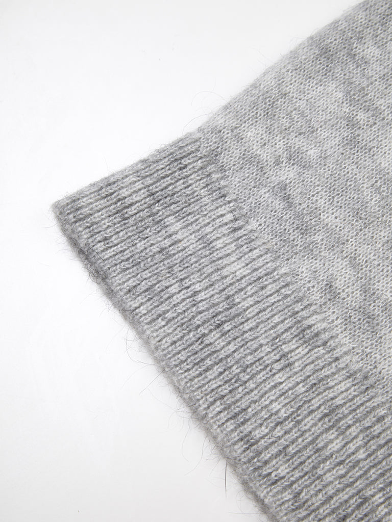 Alp Knitted Jumper- Grey
