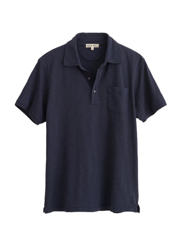 Rugby Polo- Navy