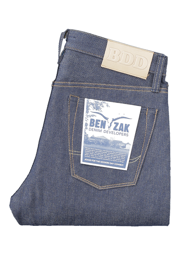 BDD- 711- 13.5oz Grey Blue/ LHT
