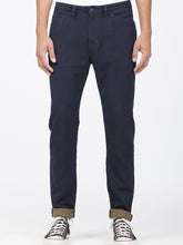 BP-01 Worker Pants 10 oz. Indigo x Brown Twill