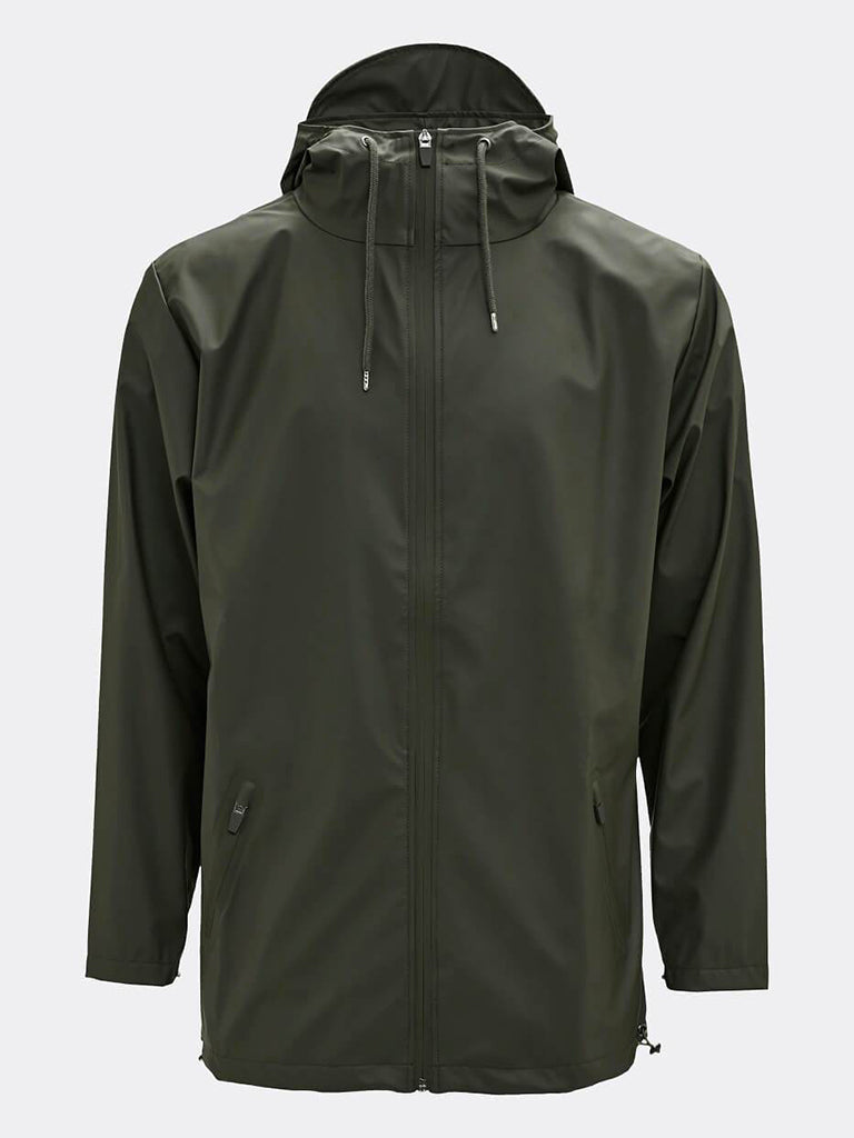 Breaker Jacket- Green