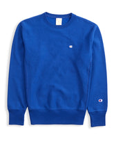 Crewneck Sweatshirt- Royal Blue