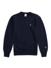 Crewneck Sweatshirt- Navy