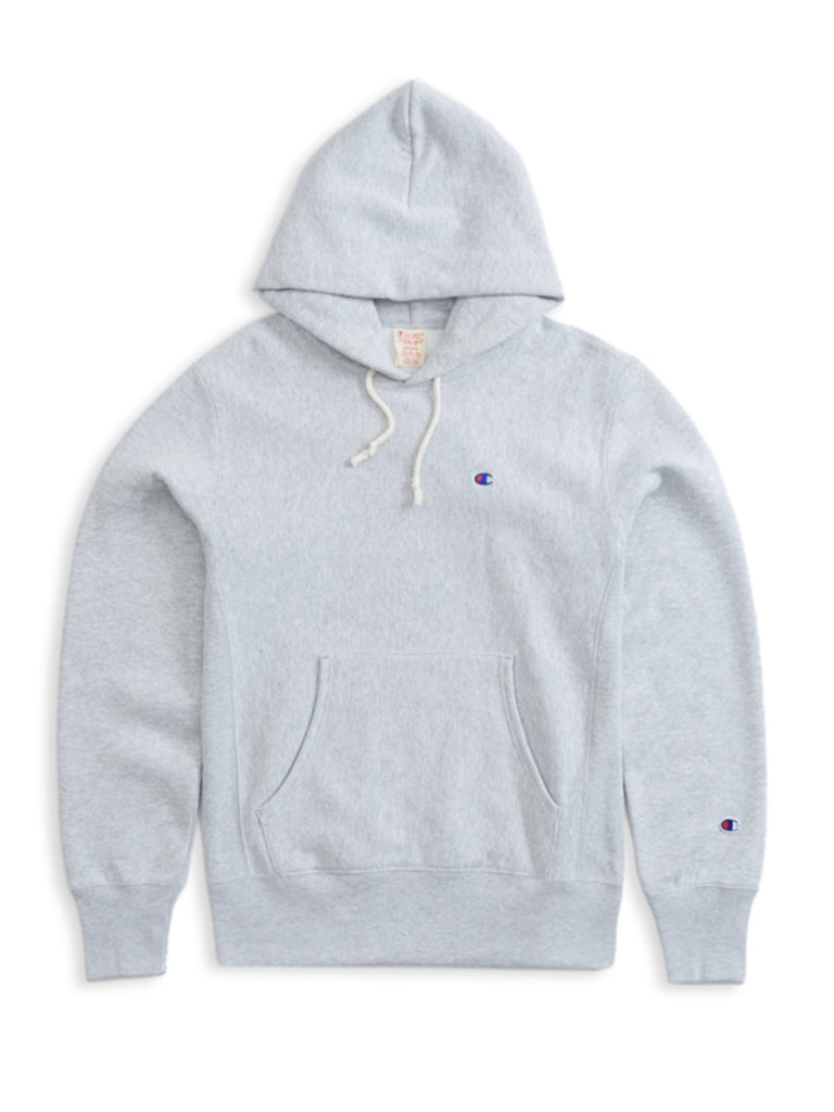 Hooded Sweatshirt- Grey