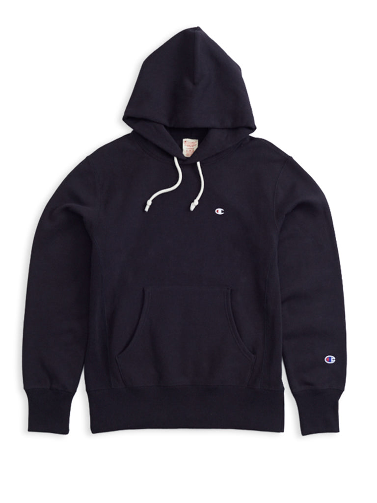 Hooded Sweatshirt- Black