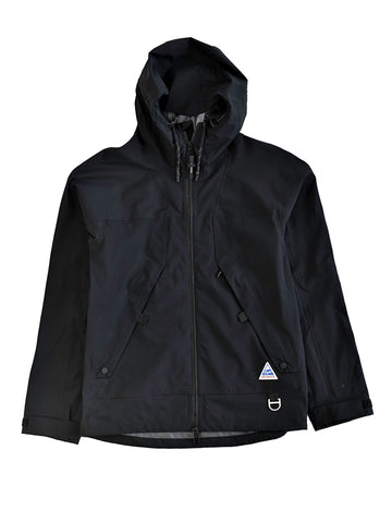 Alcurve Technical Jacket- Black