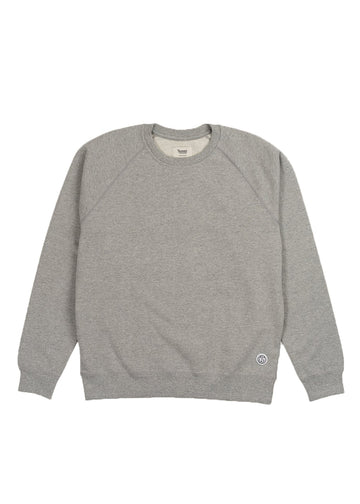 Woodlands Crewneck- Heather Grey
