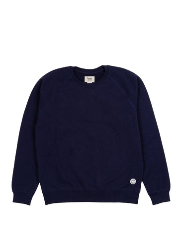 Woodlands Crewneck- Midnight